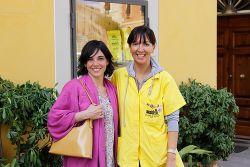 Karen and Laura