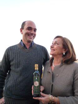 Mario and Maria Paola Di Sisa