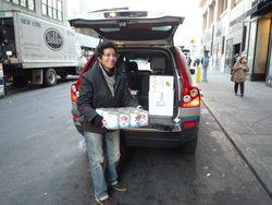 Delivering @ eataly